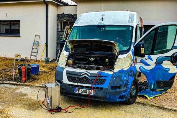 Fumée noire et surconsommation de carburant sur Citroën Jumper 3